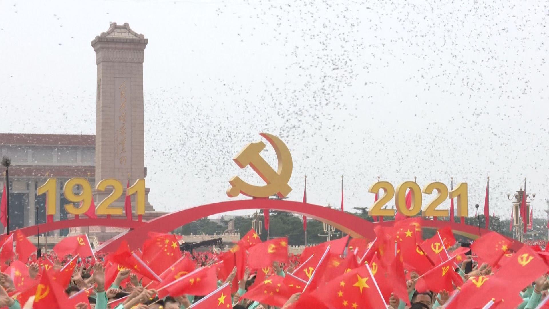 習近平:堅持「一個中國」原則 推進祖國和平統一進程