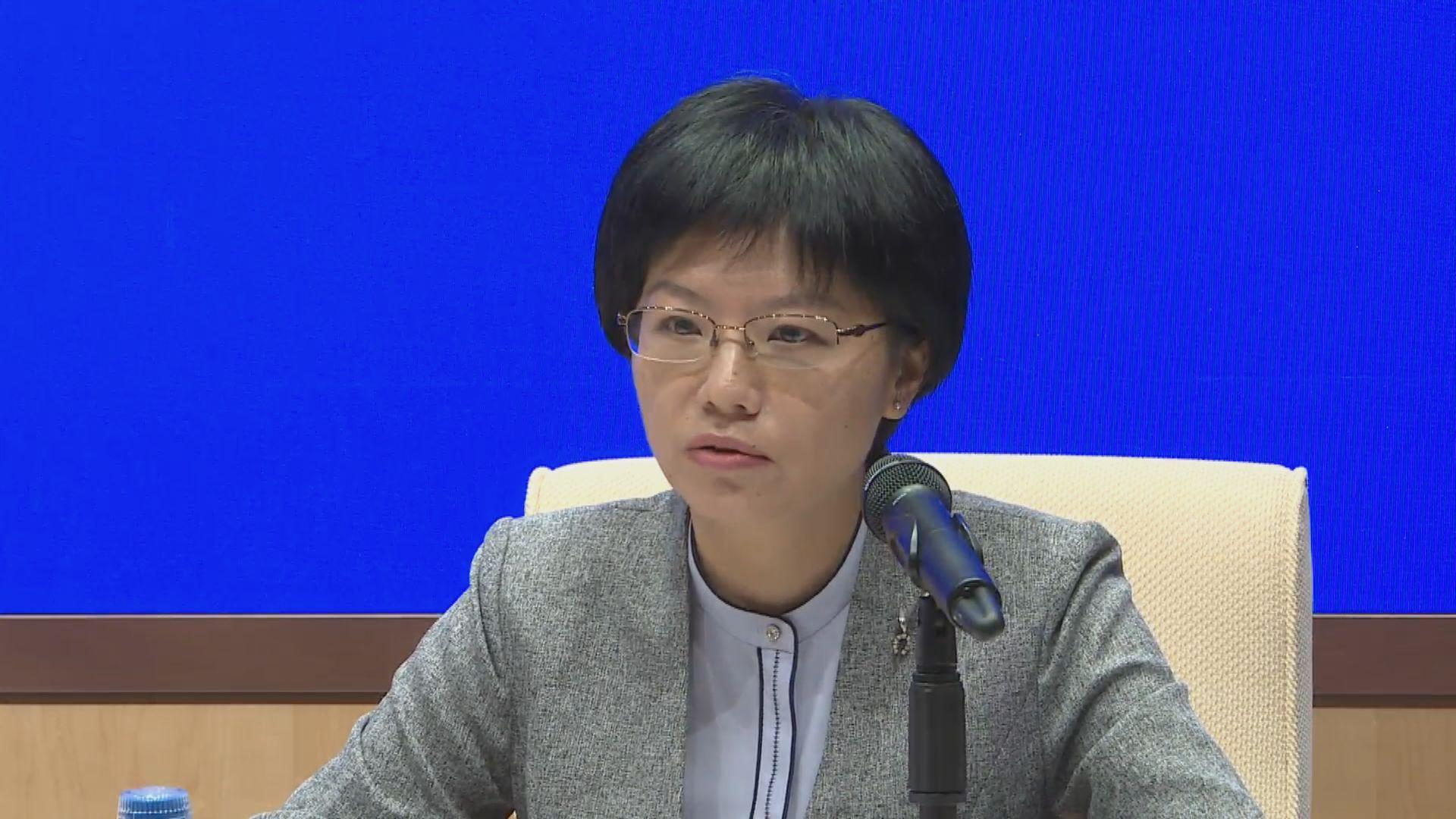 港澳辦:國民教育不足致青年成政治圖謀棋子