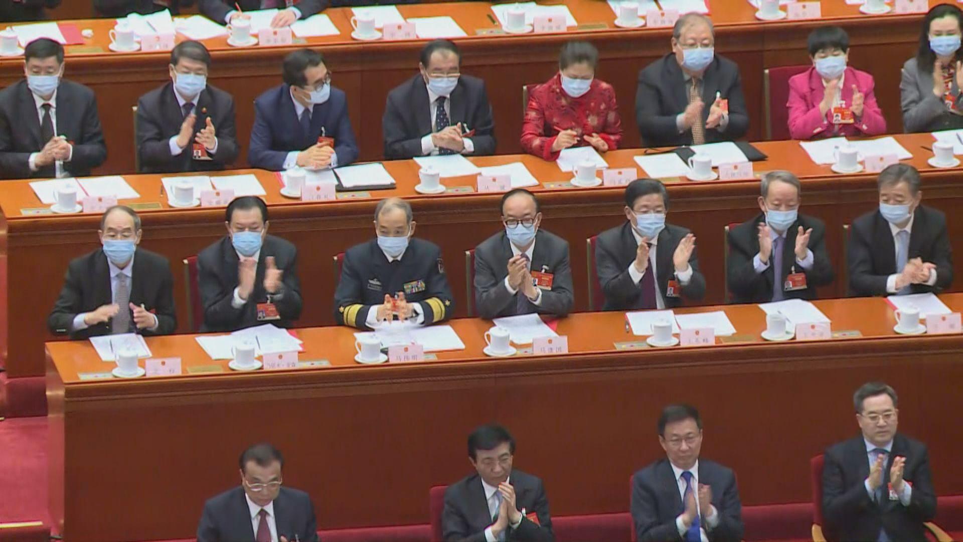 人大常委會下周審議改革香港選舉制度 未知今次會議會否表決