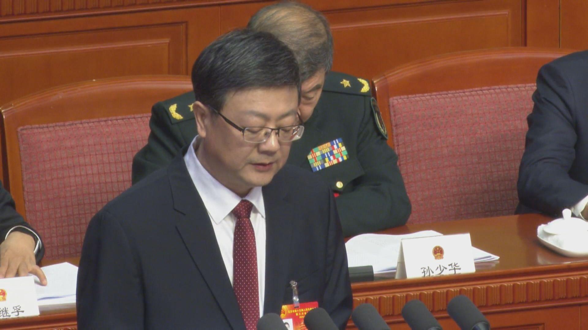 陳吉寧:預計北京生產總值增約6.2%