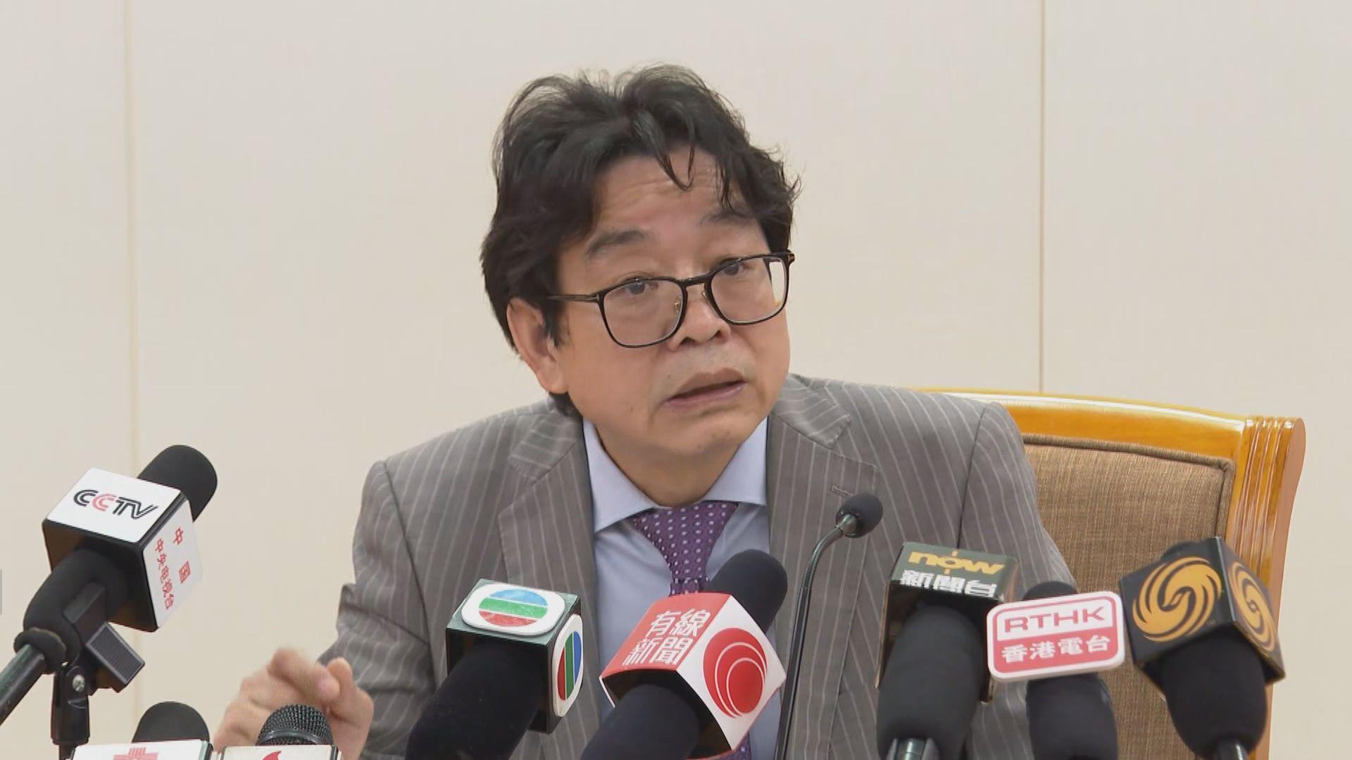 陳端洪:西方稱國安法與普選目標不一致是誤解及誤導