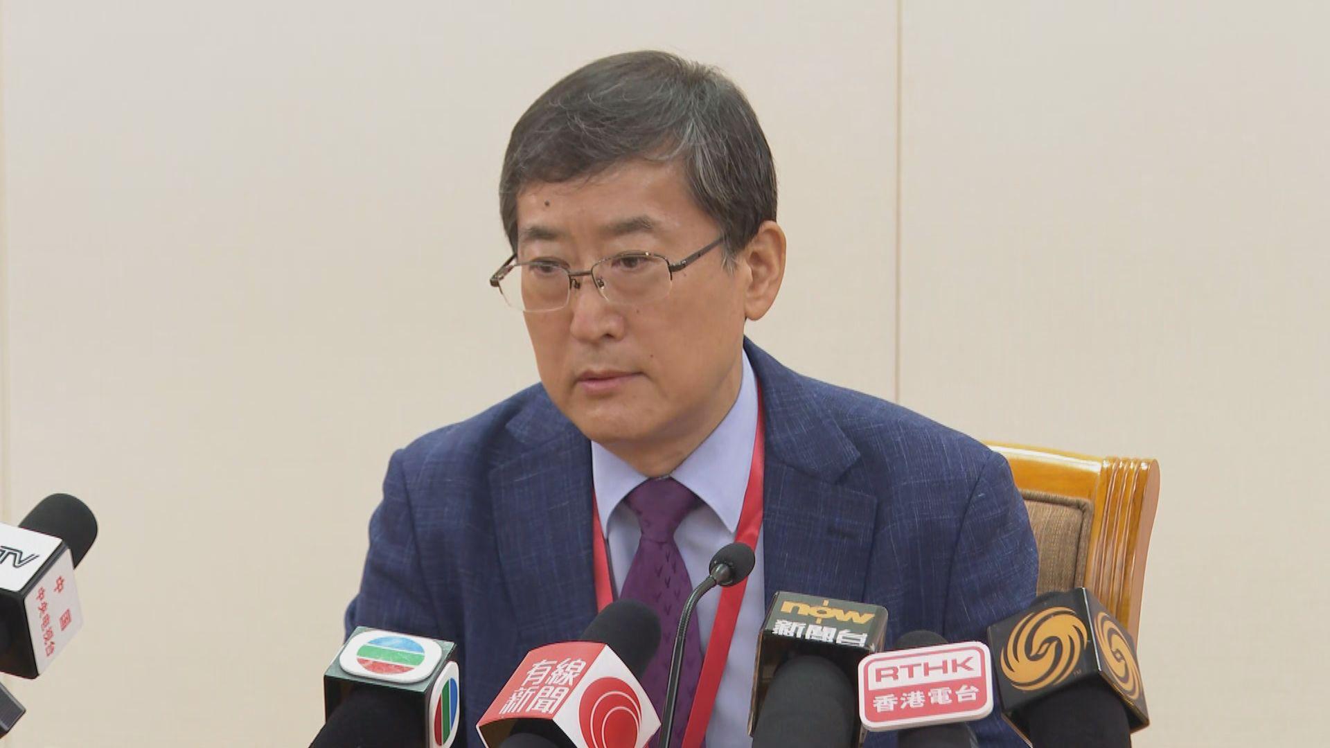 內地法律專家:香港的民主要以國家安全為前提