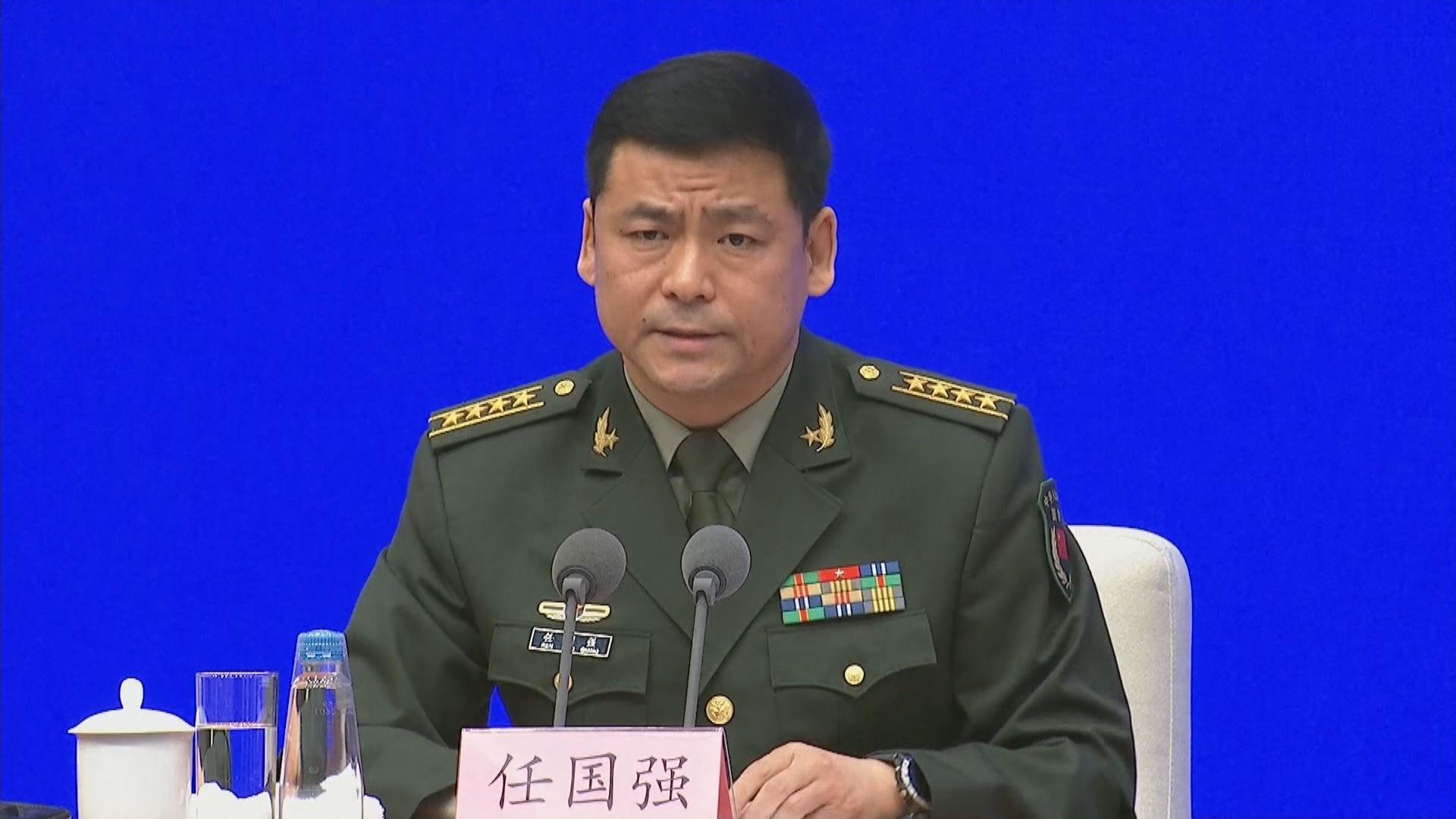 國防部:解放軍東部戰區今起台海附近實戰化演練