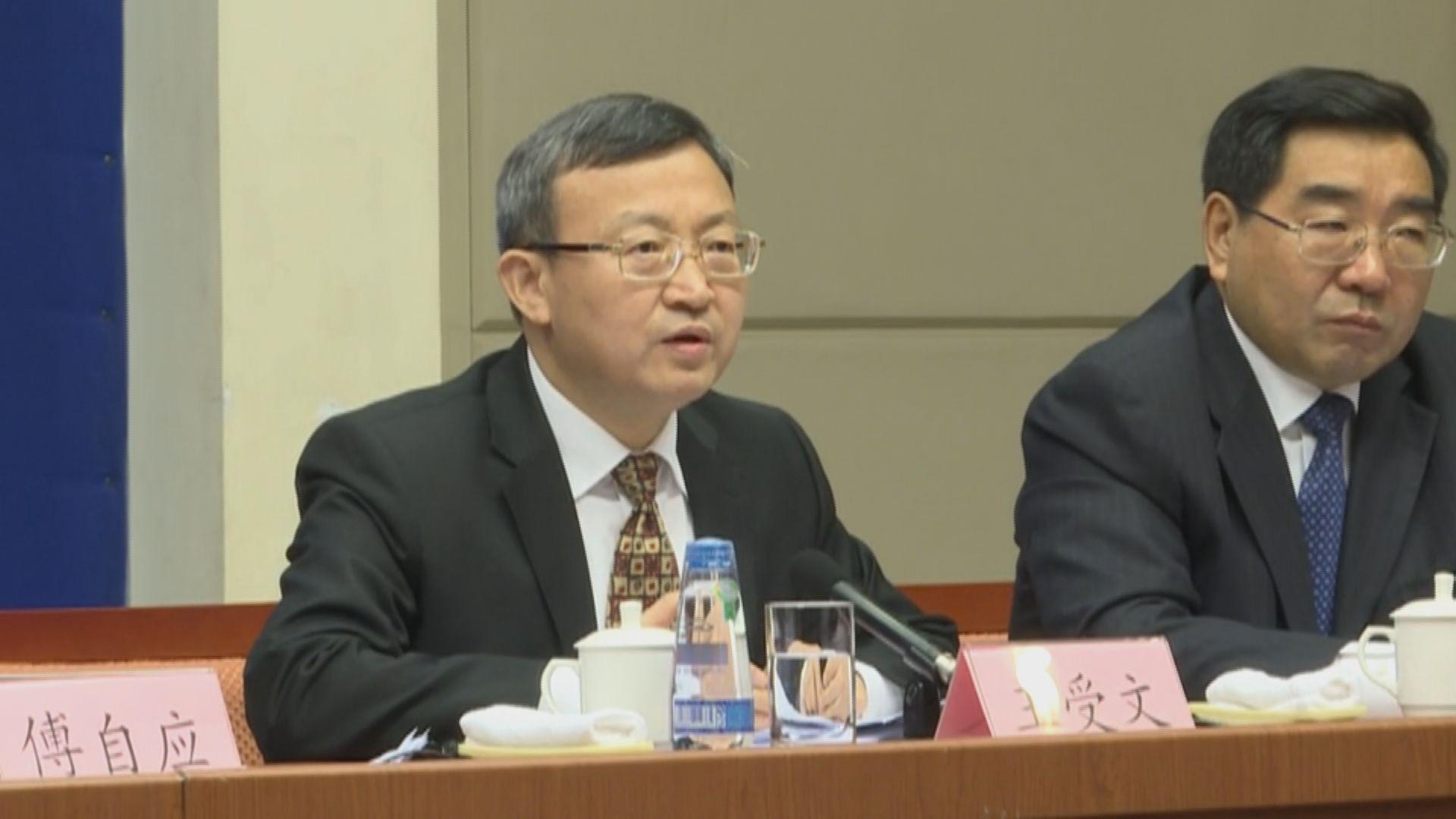 商務部:中美貿易談判需守信互相尊重