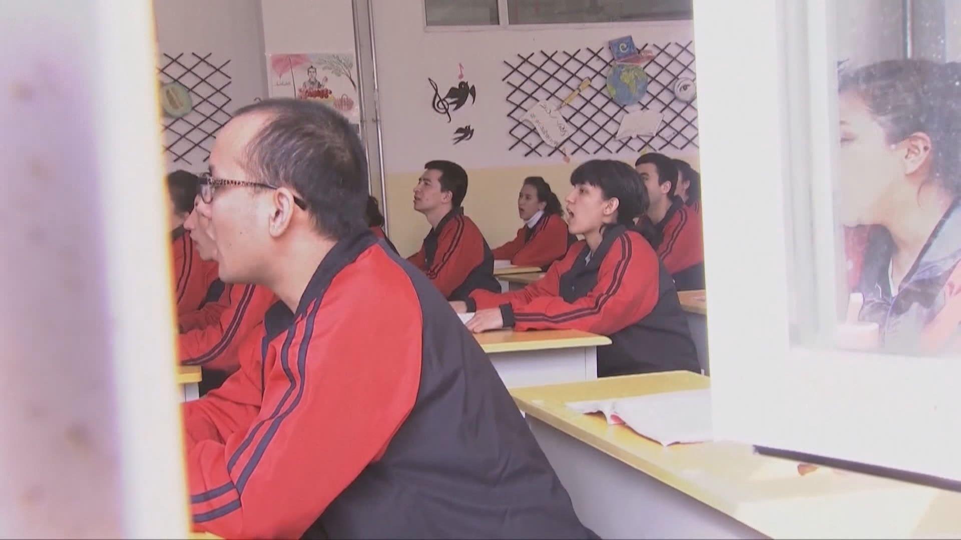 扎克爾:教育培訓中心達去極端化目的