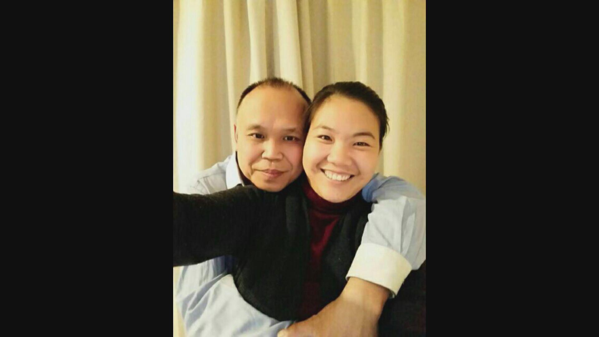 維權律師余文生妻子:徐州市看守所同意與丈夫視像會面