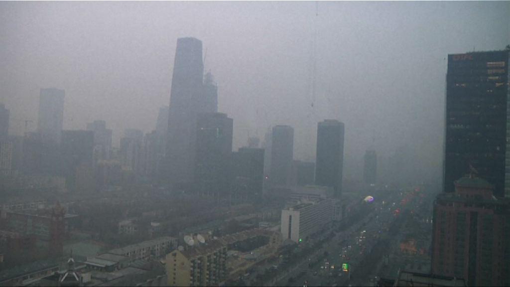 預料內地霧霾將持續數天