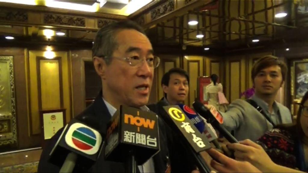 梁振英任政協副主席 唐英年:沒有投棄權票