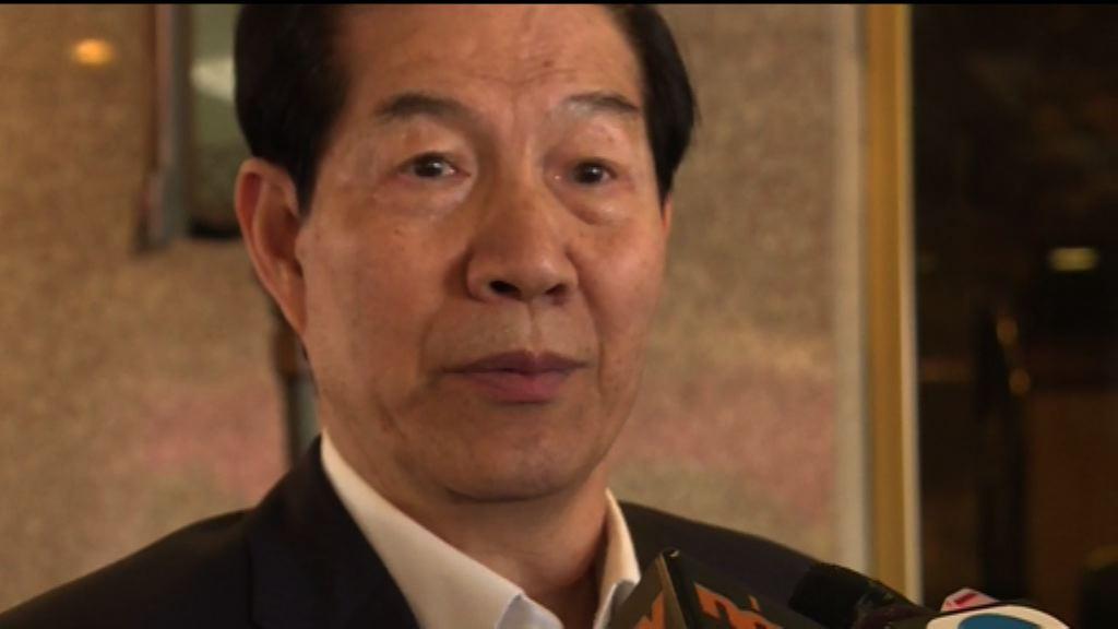 消息:梁振英在內增補委員名單獲表決通過