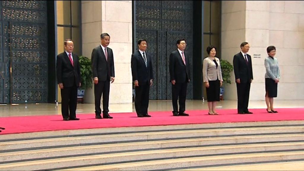 楊潔篪:一國兩制保持香港大局穩定