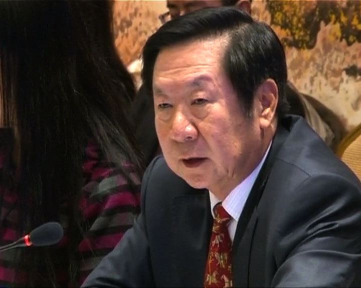 陳佐洱:教育制度要考慮國家主權