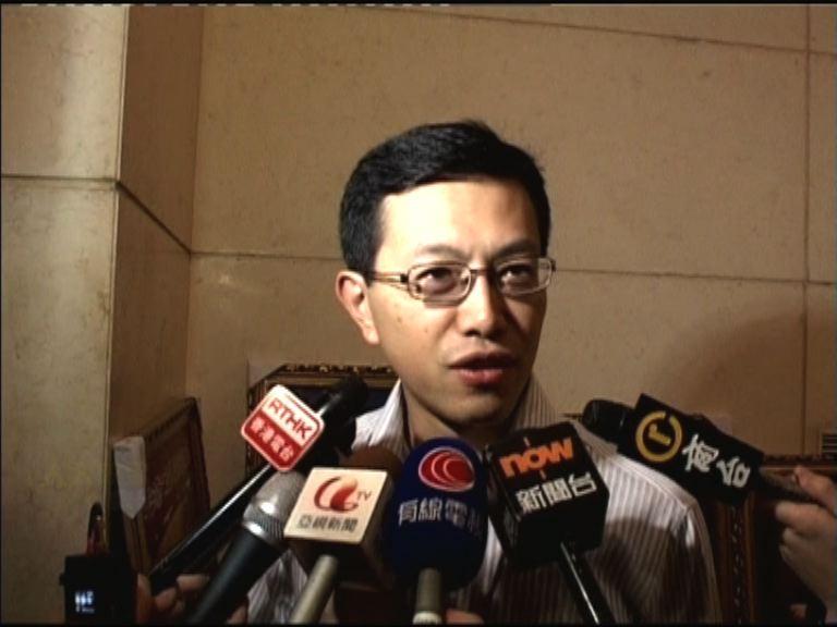 吳秋北兩會不提國安法引入香港