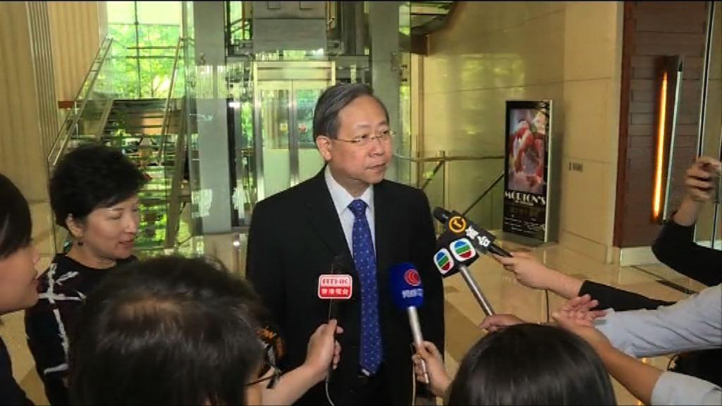 黎棟國到訪北京商討堵截非法入境者