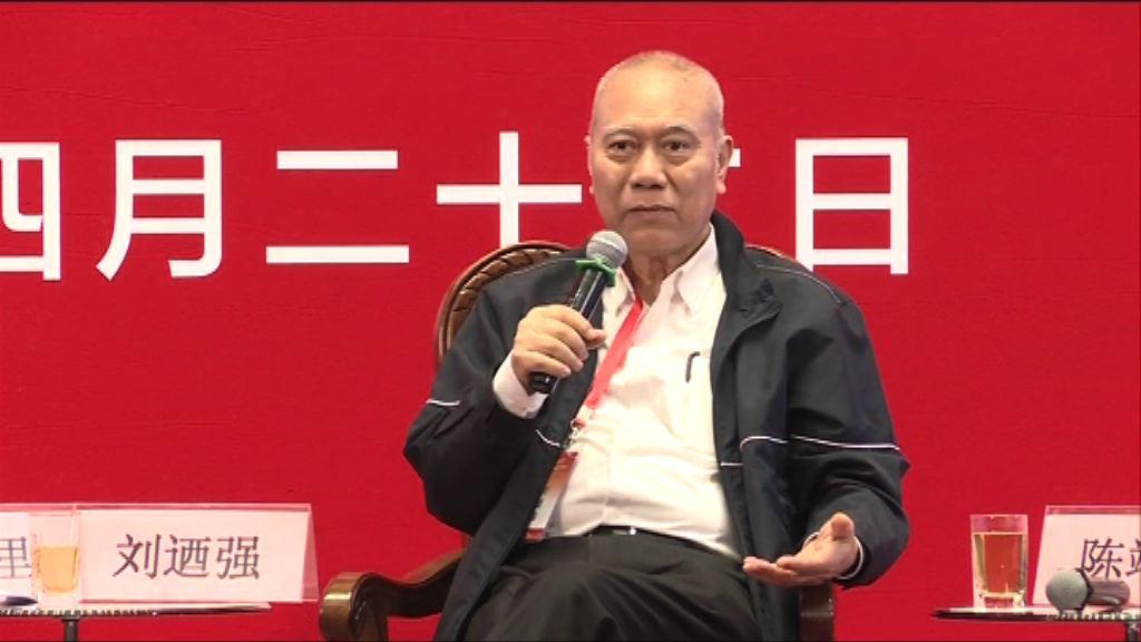 劉迺強:若無中聯辦協助林鄭未必取得777票