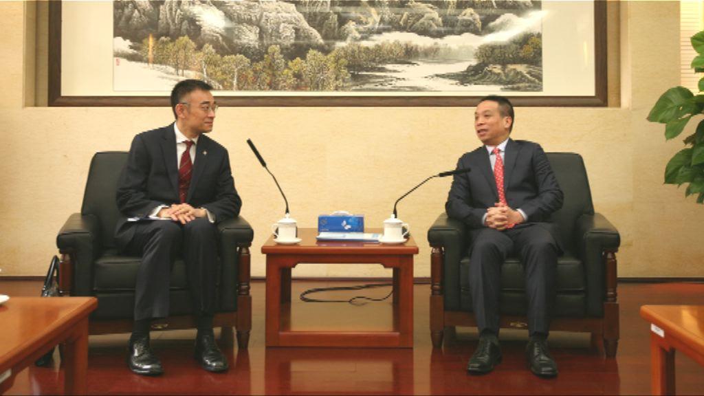 律師會引述京官:中國非一黨專政