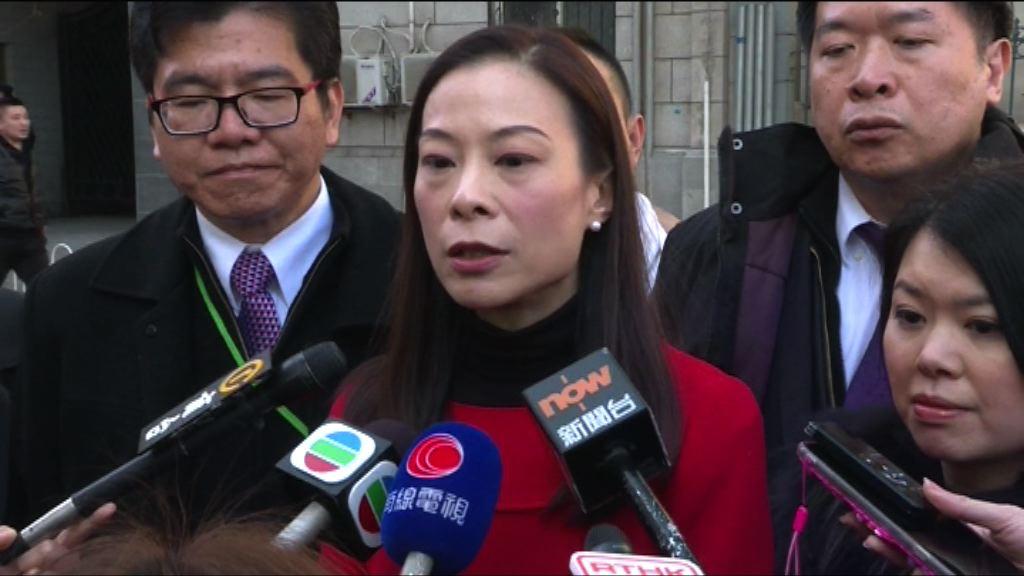陳曼琪:李飛指香港實施基本法有錯人大須指出