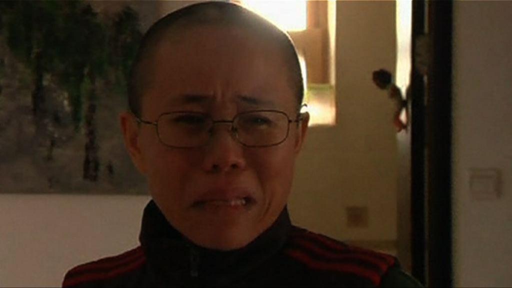 外交部證實劉霞前赴德國接受治療