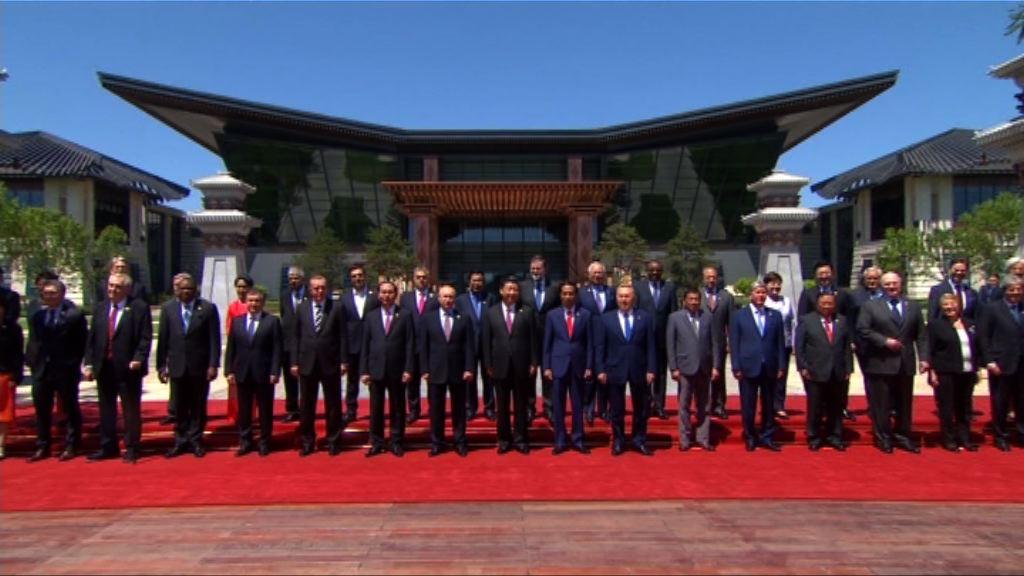 習近平:各國須本着夥伴精神達至共贏