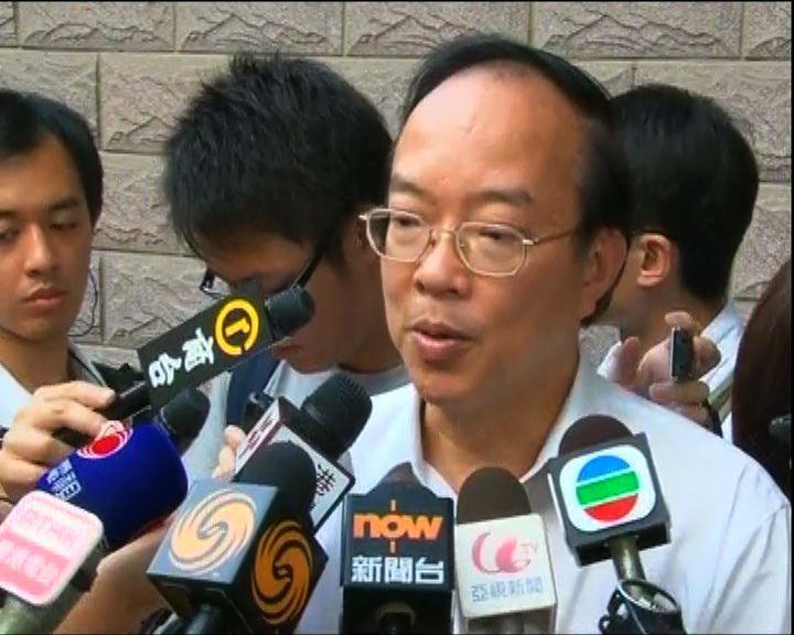 常委會同意普選特首對香港有好處