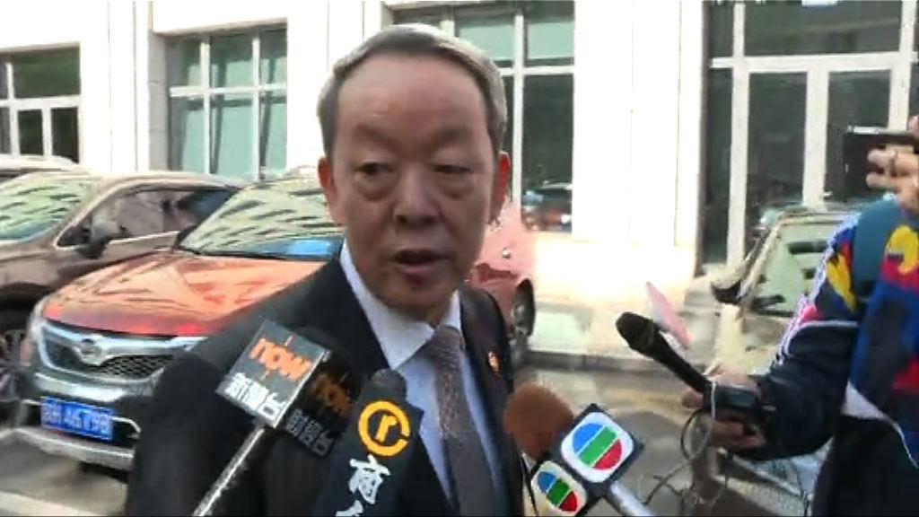 王光亞:叫結束一黨專政口號不能參選立法會