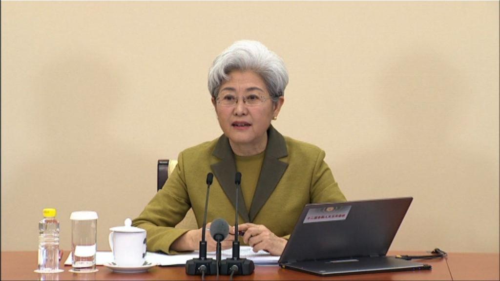 傅瑩:中國軍費今年將增約7%