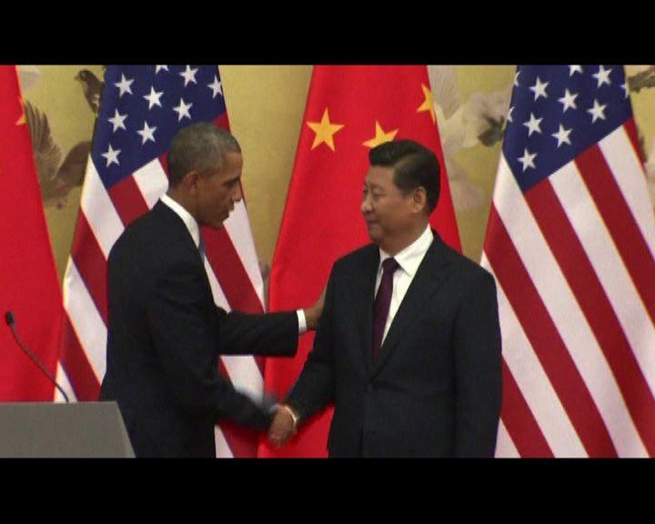 習近平:香港事務外國不應干涉