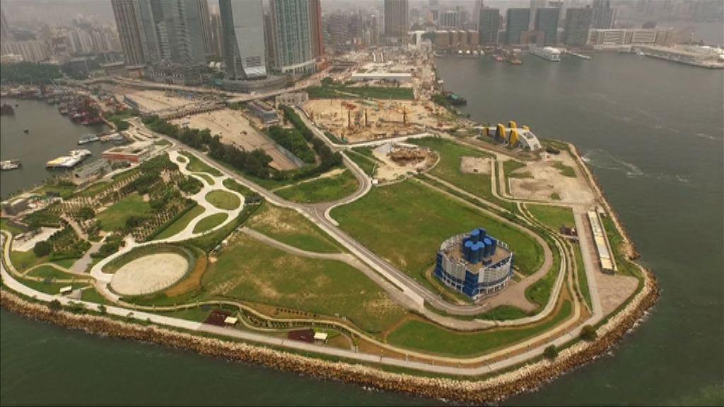 西九文化區將建故宮文化博物館