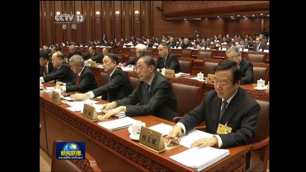 李飛:人大常委會的決定不容質疑