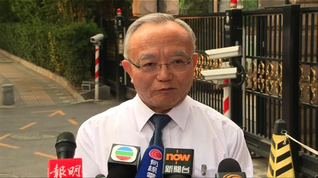 劉兆佳:愛國者可有不同政治立場