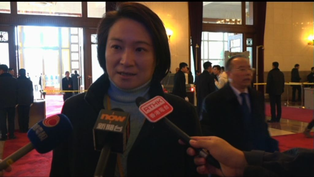 李慧琼:中小學教國歌是否要寫入法例可再討論