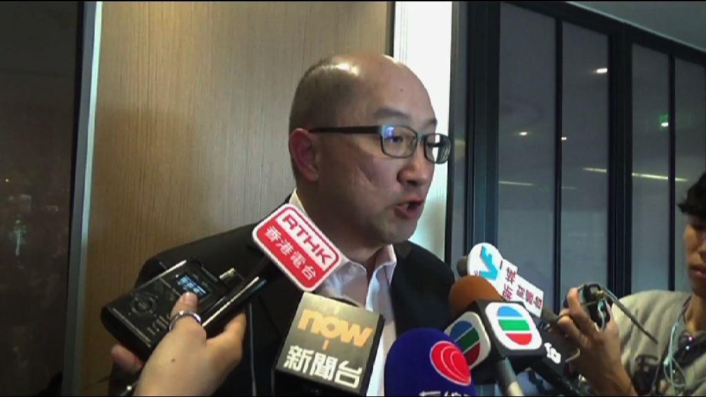 譚志源:在港進行國歌教育不宜以法例規範