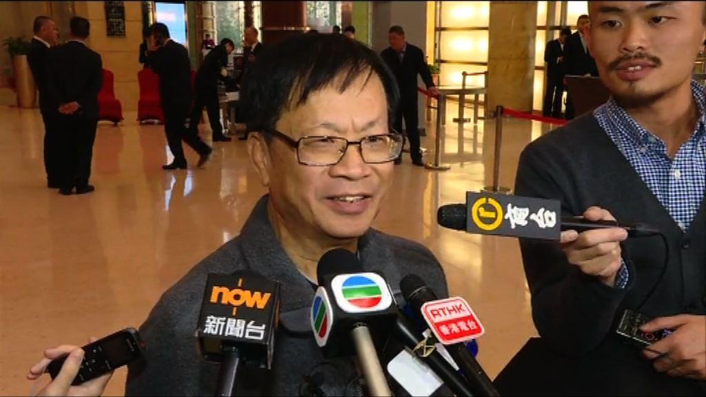 鄭耀棠:選委投票時不可能拍照