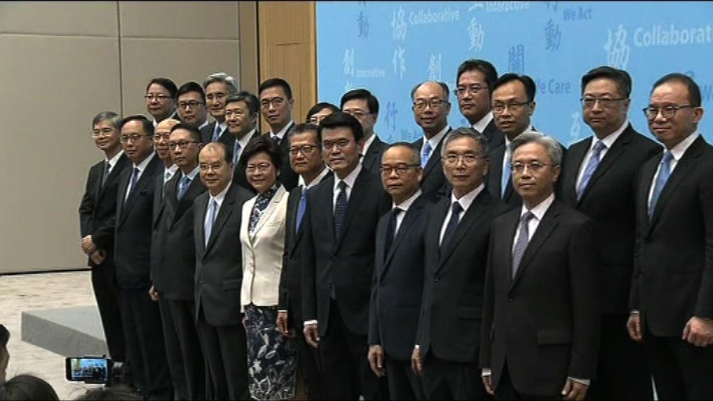 王光亞:新班子平穩 對香港未來五年有信心