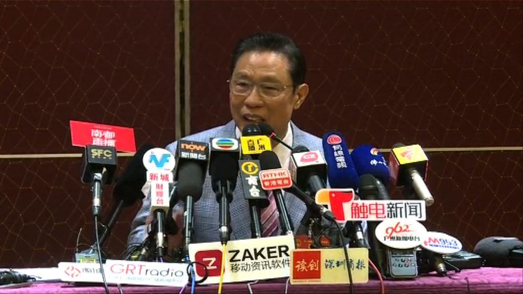 鍾南山:暖冬增加禽流感風險