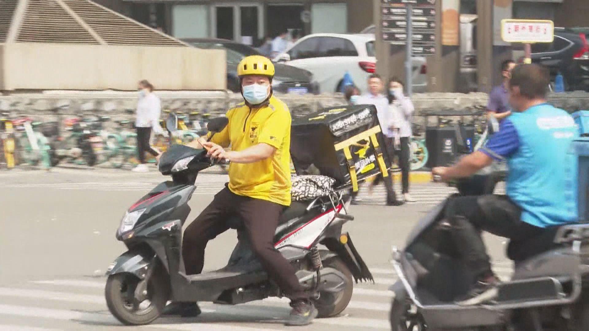 【首都專線】外賣車手「生死時速」 配送 惹安全問題
