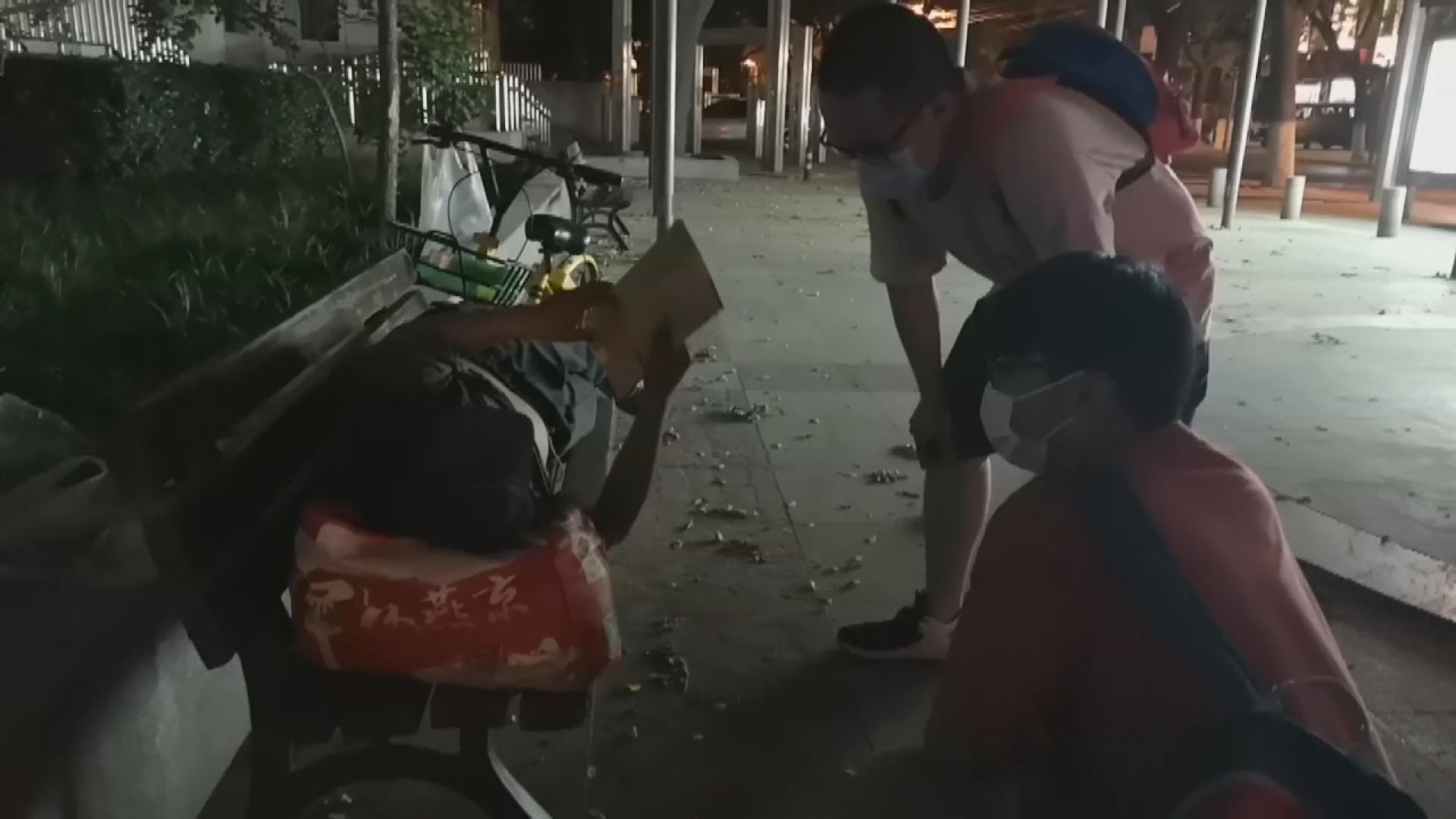 【首都專線】社工疫情下支援無家者困難重重