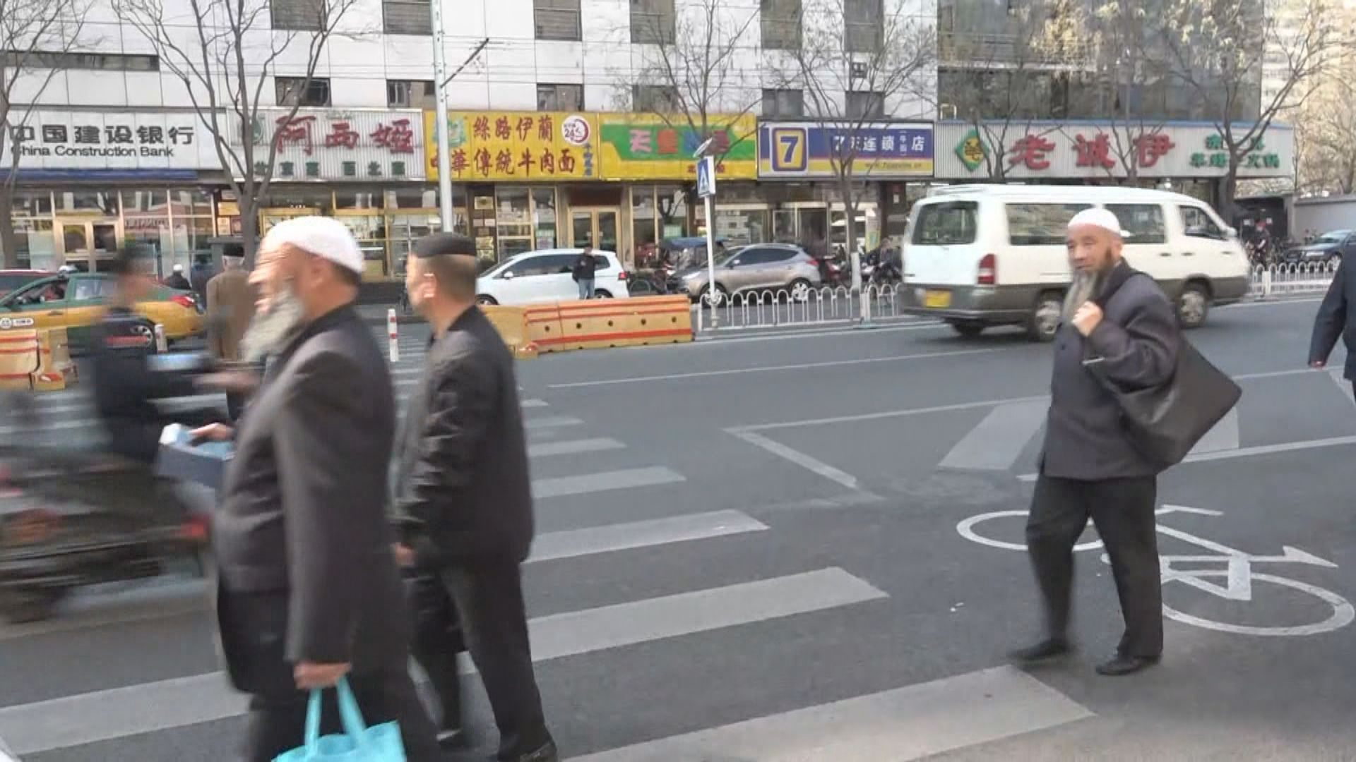 【首都專線】北京回民聚居地色彩淡化