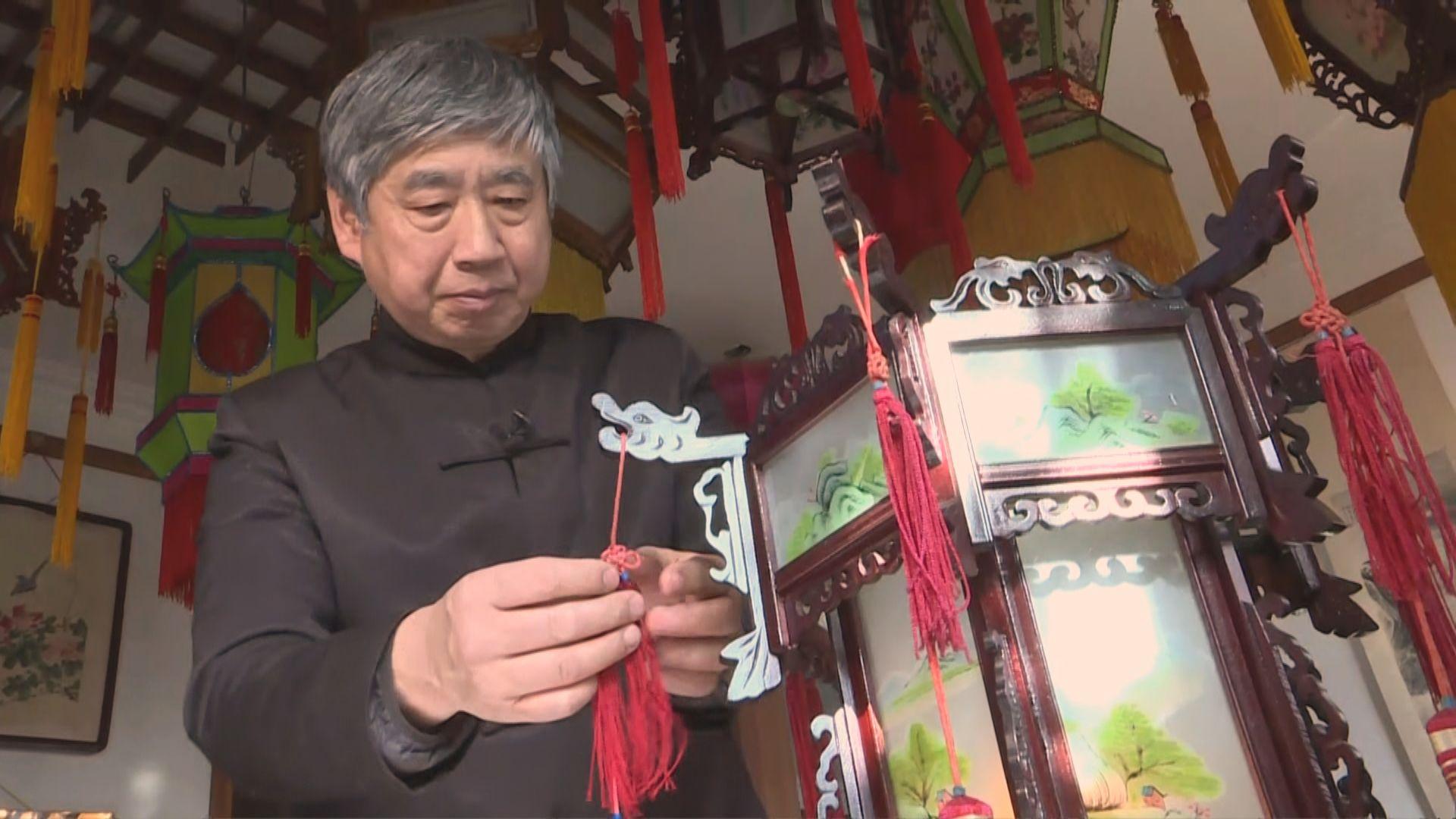 【首都專線】北京傳統宮燈手藝後繼無人