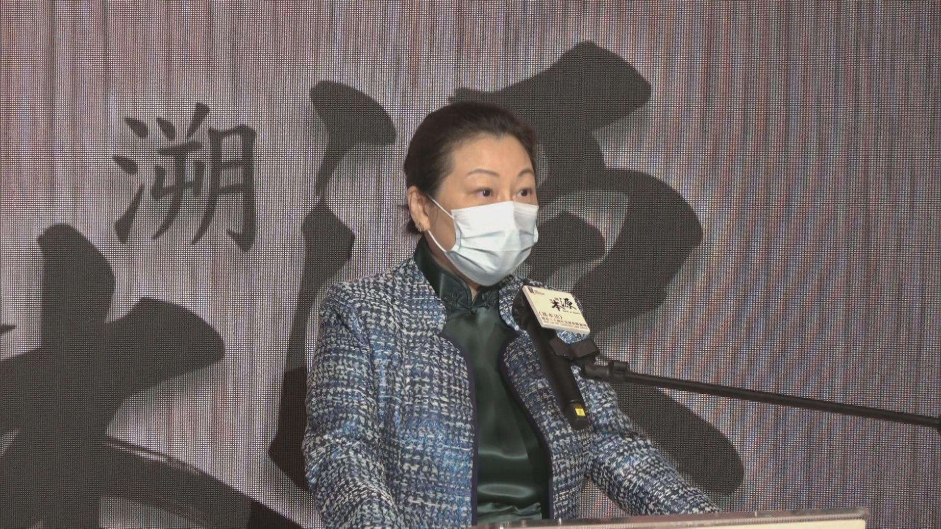 鄭若驊︰人大釋法不影響香港司法獨立