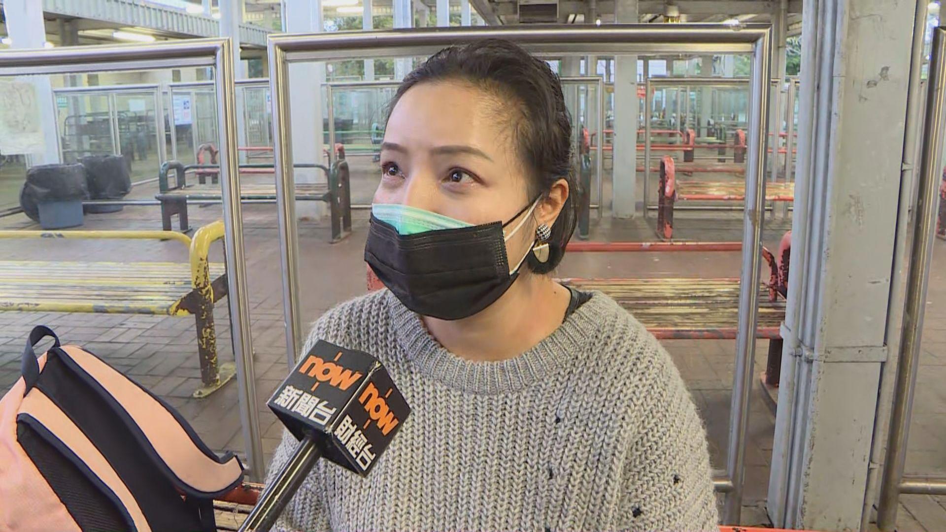有往返中港兩地市民批評政府封關阻礙民生