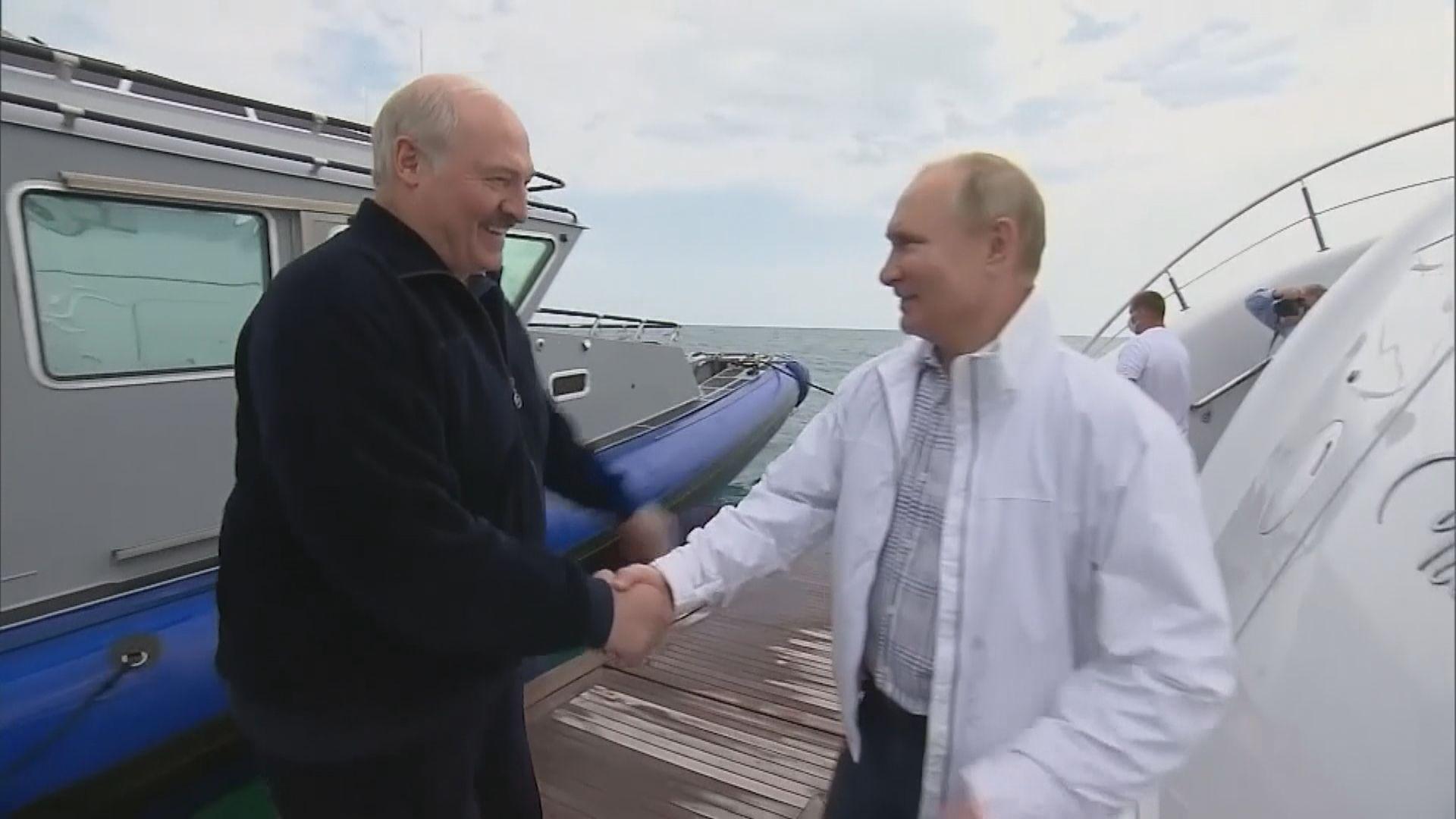 俄羅斯承諾向白俄提供5億美元貸款