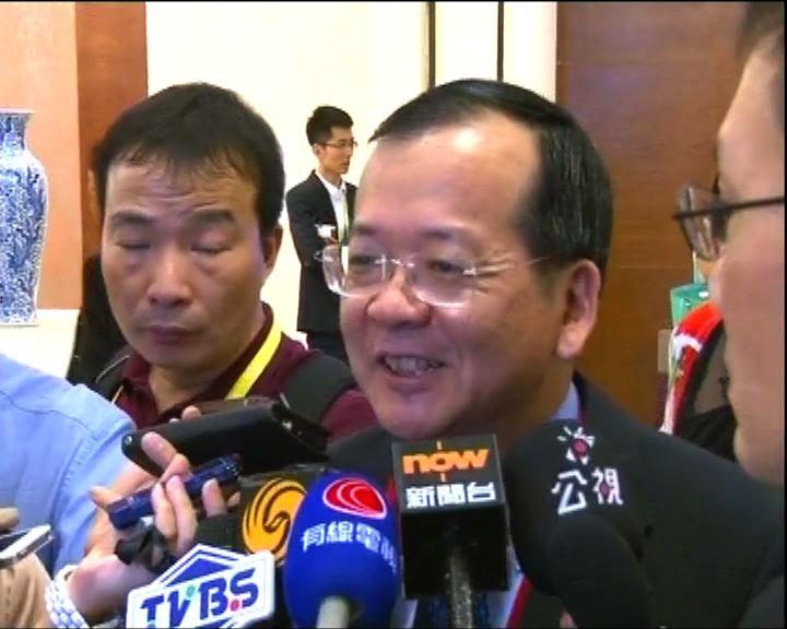 陳德昇:兩岸服務貿易協議非論壇主軸