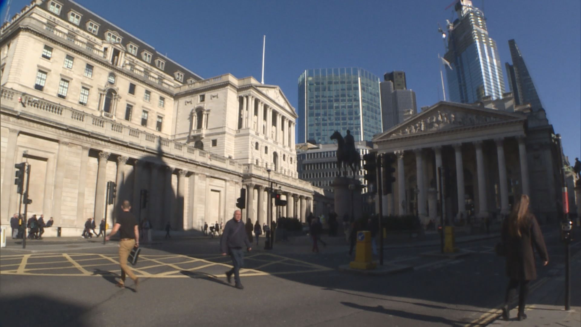 滙控等英國銀行獲英倫銀行批准恢復派息