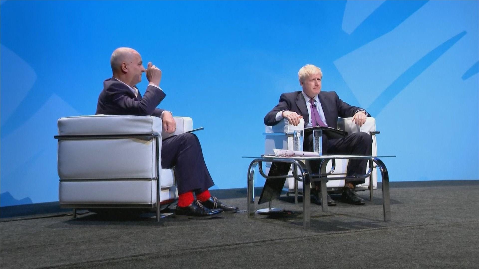 約翰遜欲迫使歐盟重商脫歐協議
