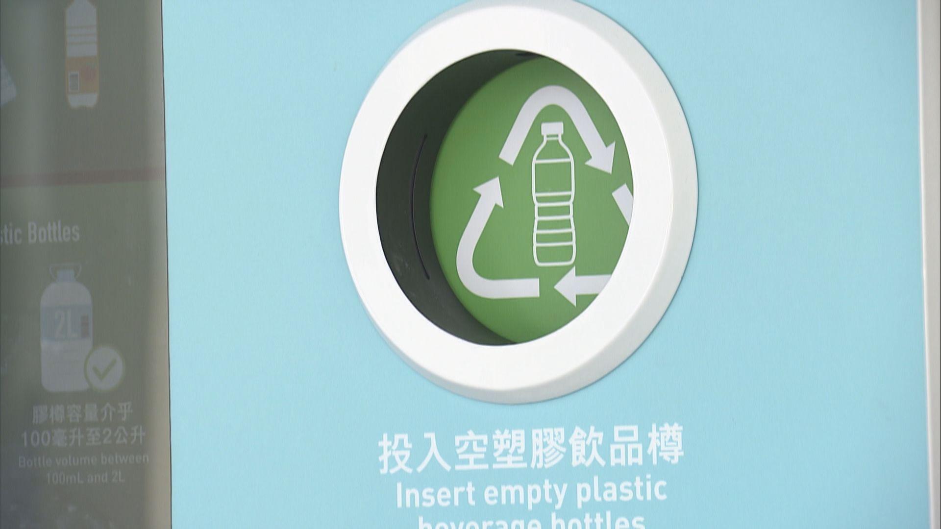 【膠樽生產者責任制】擬回收每個膠樽回贈1毫 環團倡用「按樽制」