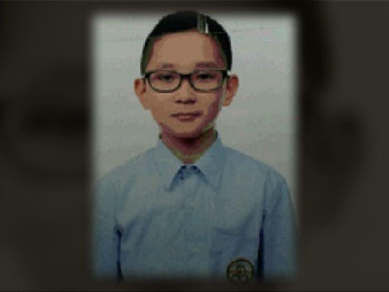 警於馬鞍山尋回10歲失蹤男童