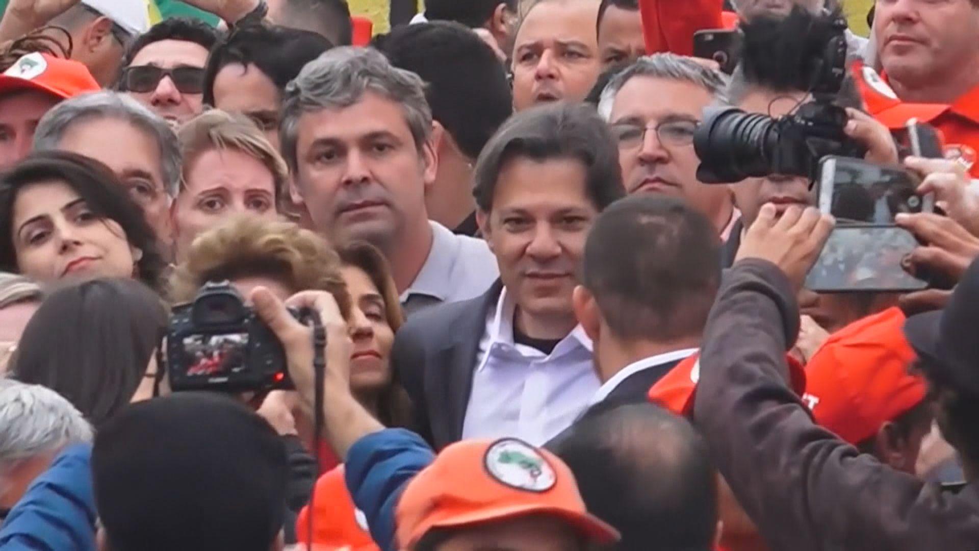 巴西大選 阿達擴大聯盟或可反敗為勝
