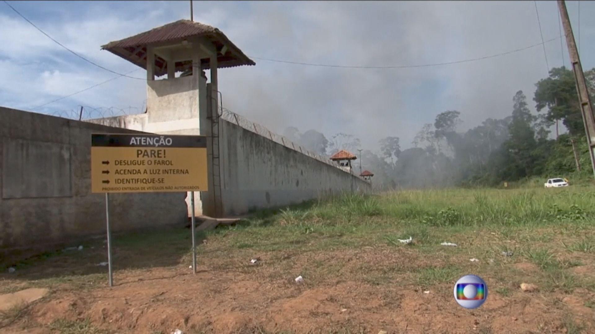 巴西監獄暴動最少57人死亡