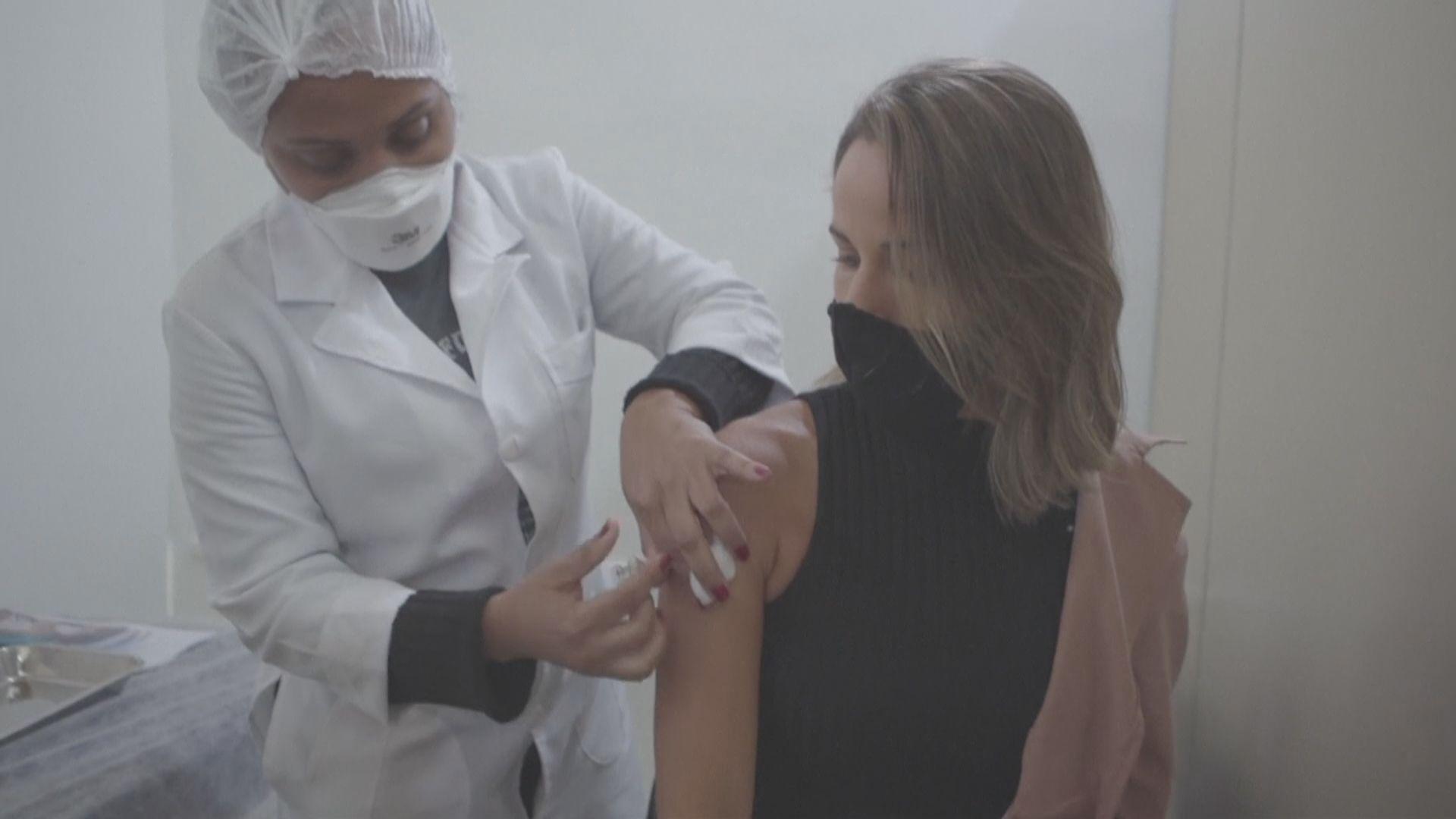 巴西公布科興新冠疫苗有效率約五成 僅達世衞門檻