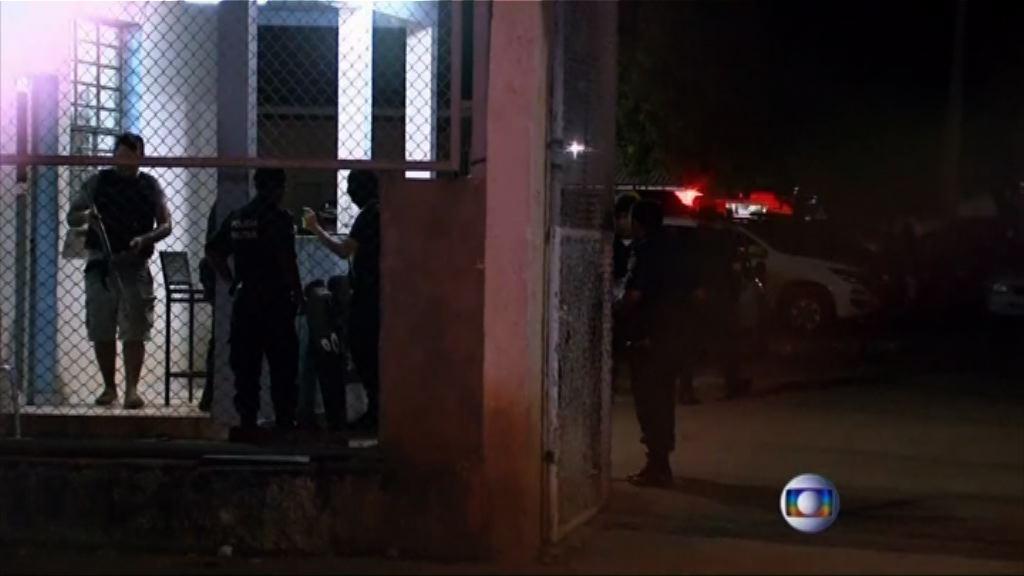 巴西監獄囚犯衝突 最少25死